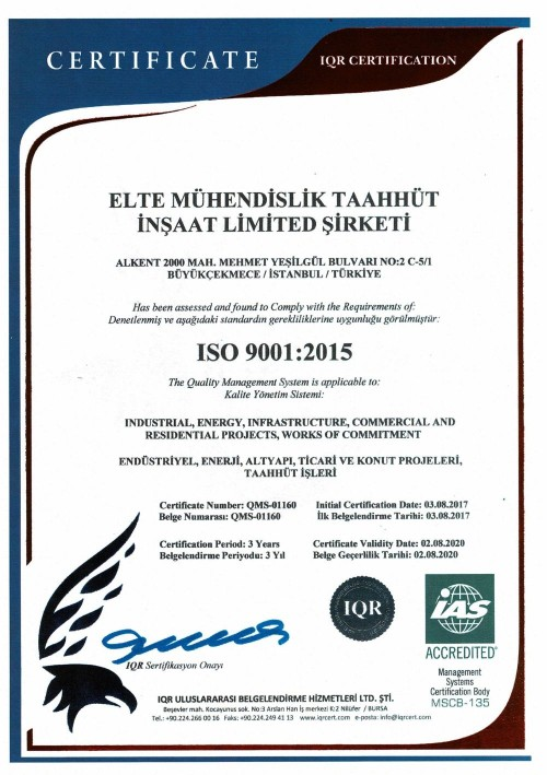 iso 9001 tr